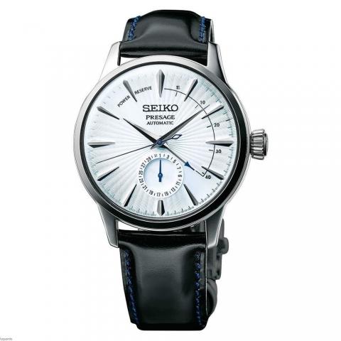 ساعت مچی عقربه ای مردانه کلاسیک برند سیکو مدل SSA343J1