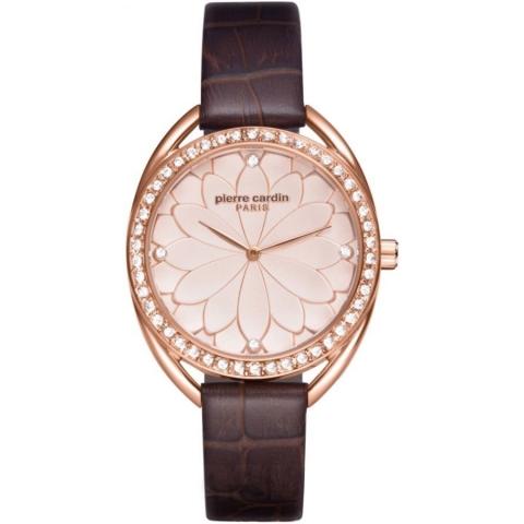 ساعت مچی عقربه ای زنانه فشن برند پیرکاردین مدل PC902392F03