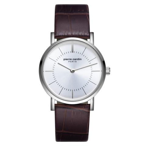 ساعت مچی عقربه ای زنانه کلاسیک برند پیرکاردین مدل PC902612F01