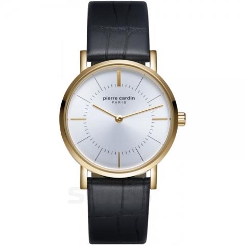 ساعت مچی عقربه ای زنانه کلاسیک برند پیرکاردین مدل PC902612F02
