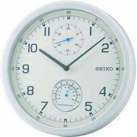 ساعت دیواری عقربه ای برند سیکو مدل QXA542WL