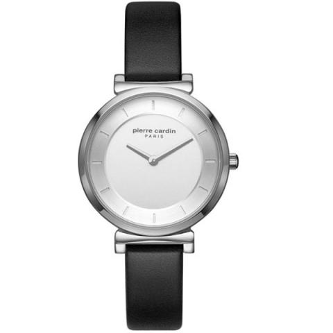 ساعت مچی عقربه ای زنانه کلاسیک برند پیرکاردین مدل PC902342F01