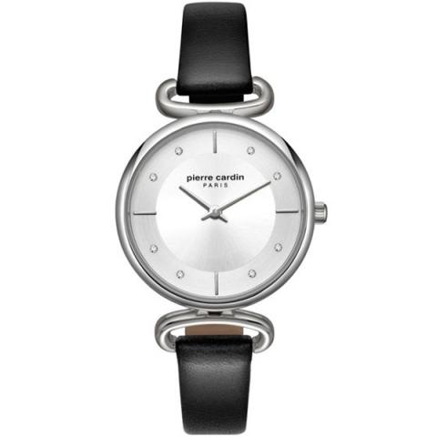 ساعت مچی عقربه ای زنانه کژوال برند پیرکاردین مدل PC902332F02
