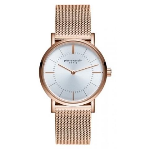 ساعت مچی عقربه ای زنانه کلاسیک برند پیرکاردین مدل PC902612F13