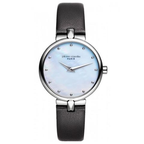 ساعت مچی عقربه ای زنانه کلاسیک برند پیرکاردین مدل PC902632F01