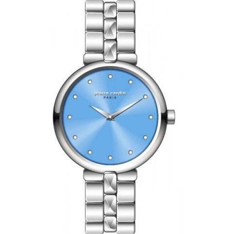 ساعت مچی عقربه ای زنانه کلاسیک برند پیرکاردین مدل PC902632F05