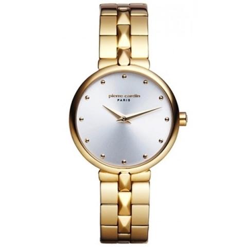ساعت مچی عقربه ای زنانه کلاسیک برند پیرکاردین مدل PC902632F07