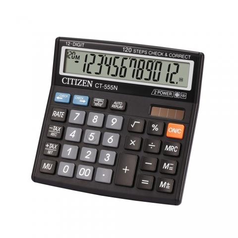 ماشین حساب برند سیتیزن مدل CT-555N
