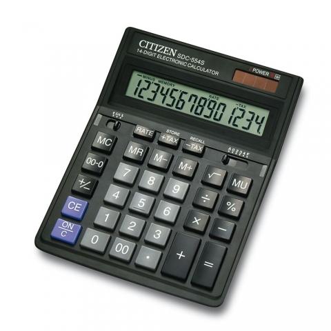ماشین حساب برند سیتیزن مدل SDC-554S