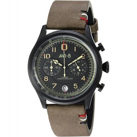 ساعت مچی عقربه ای مردانه AVI-8 مدل AV-4054-03