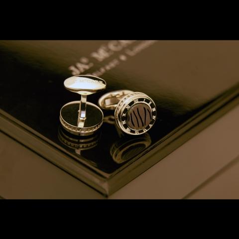 دکمه سردست برند  James Maccabe مدل JM-C2