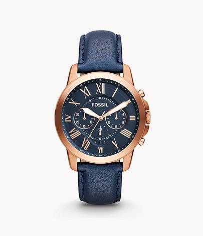 ساعت مچی مردانه برند فسیل مدل FS4835