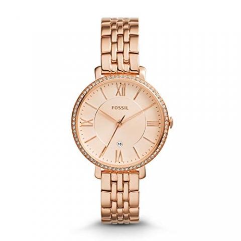 ساعت مچی زنانه برند فسیل مدل ES3632