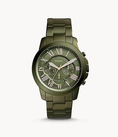 ساعت مچی مردانه برند فسیل مدل FS5375