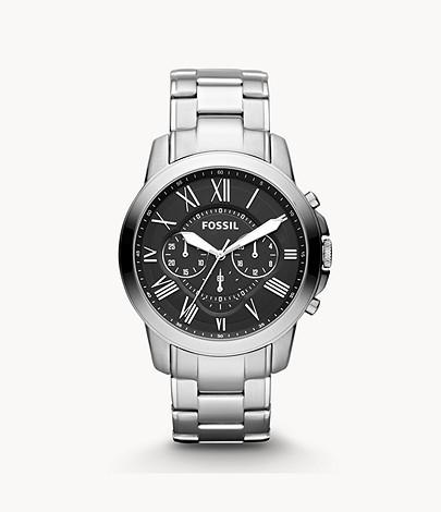 ساعت مچی مردانه برند فسیل مدل FS4736