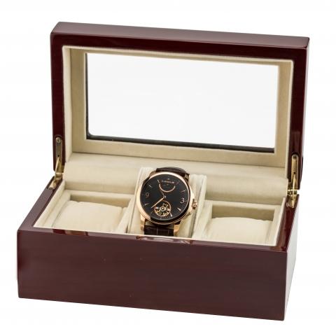 جعبه کالکتور ساعت ارنشا Earnshaw collector Box مدل C2