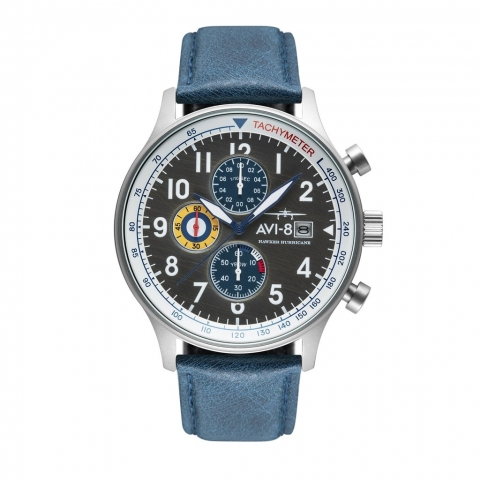 ساعت مچی عقربه ای مردانه AVI-8 مدل AV-4011-0F