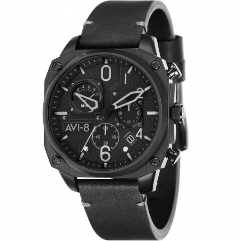 ساعت مچی آنالوگ AVI-8 مدل AV-4052-06