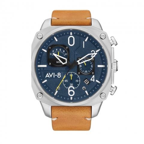 ساعت مچی عقربه ای مردانه AVI-8 مدل AV-4052-07