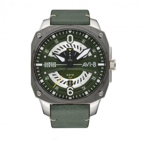 ساعت مچی عقربه ای مردانه AVI-8 مدل AV-4057-03