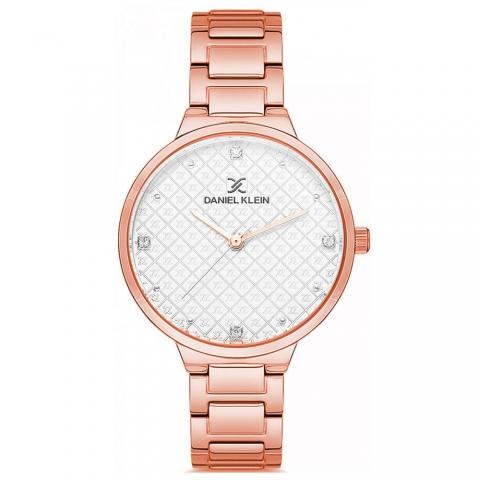 ساعت مچی زنانه برند Daniel Klein مدل DK.1.12529-4