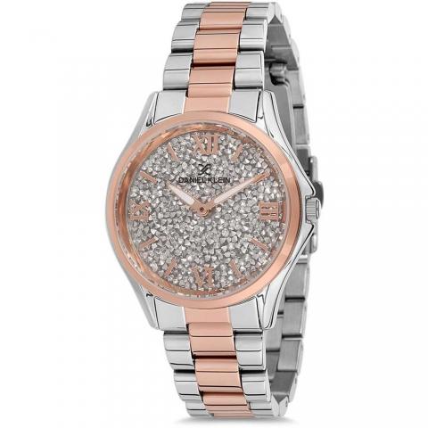 ساعت مچی زنانه برند Daniel Klein مدل DK.1.12528-5