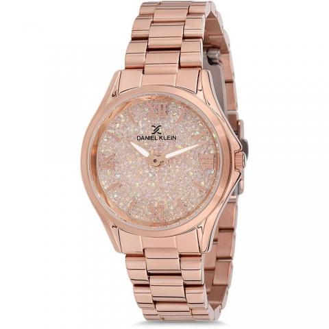 ساعت مچی زنانه برند Daniel Klein مدل DK.1.12528-4