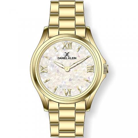 ساعت مچی زنانه برند Daniel Klein مدل DK.1.12528-2