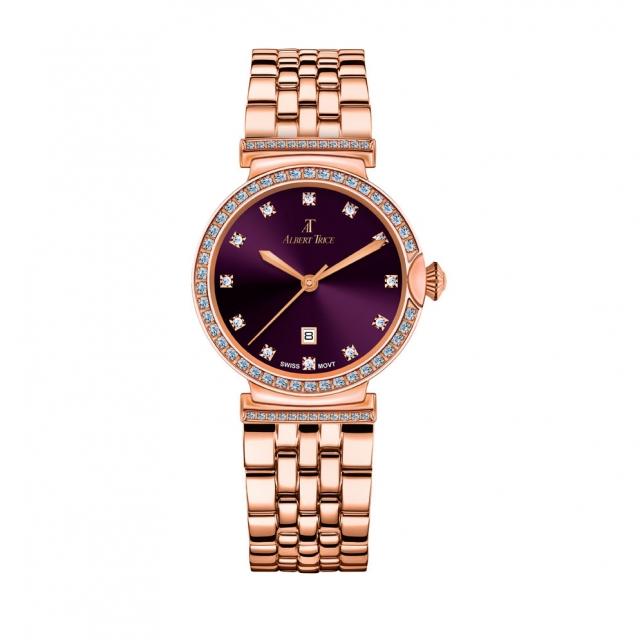 ساعت مچی زنانه اصل | برند آلبرت ترایس | مدل 20230-13