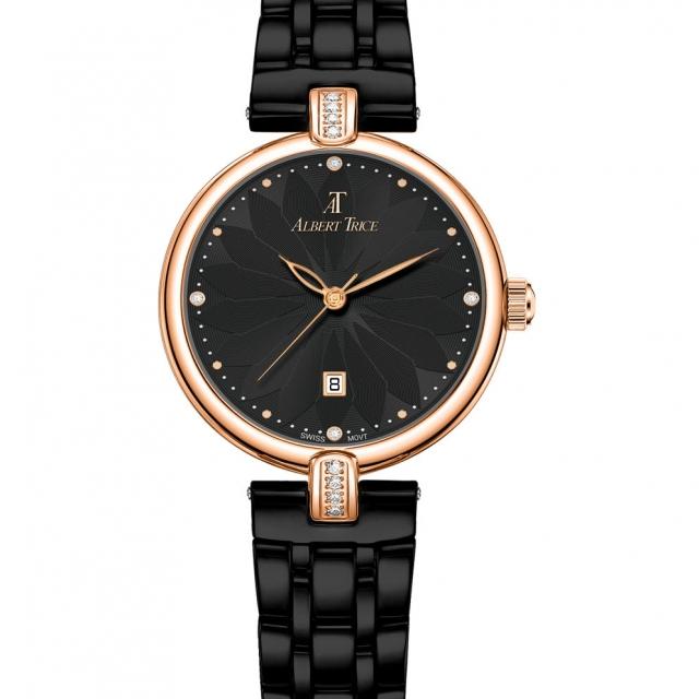 ساعت مچی زنانه اصل | برند آلبرت ترایس | مدل 20229-12