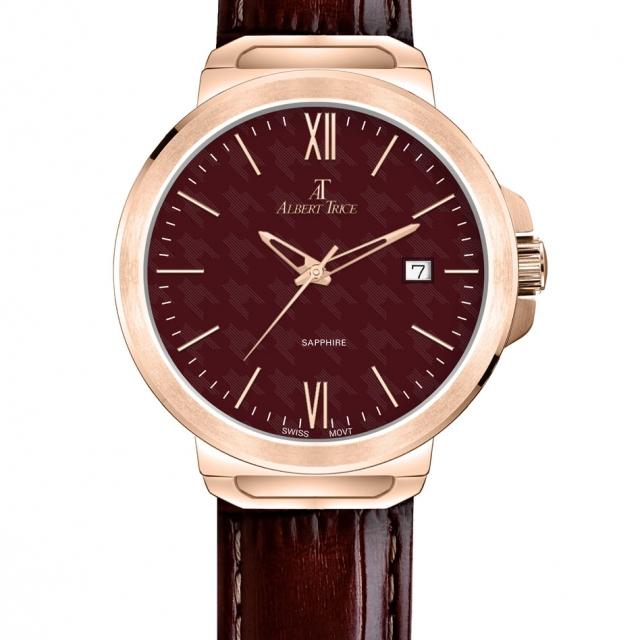 ساعت مچی زنانه اصل | برند آلبرت ترایس | مدل 20291-12