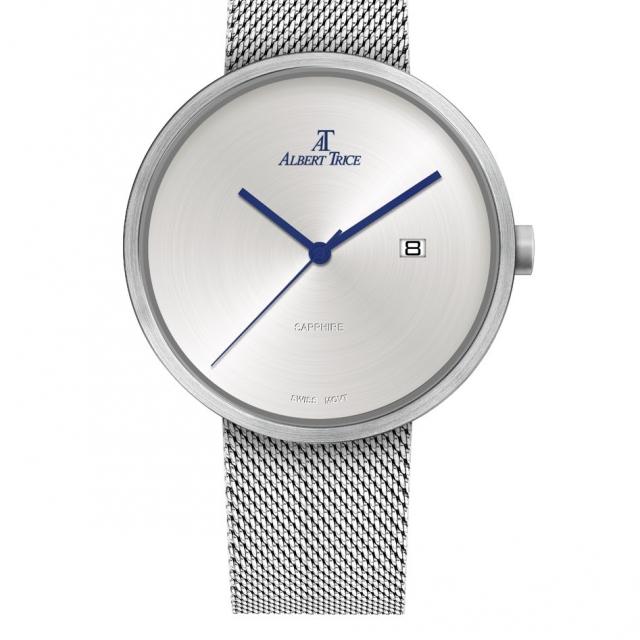 ساعت مچی مردانه اصل   برند آلبرت ترایس   مدل 20280-04