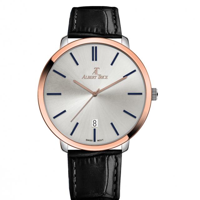 ساعت مچی مردانه اصل | برند آلبرت ترایس | مدل 20272-01