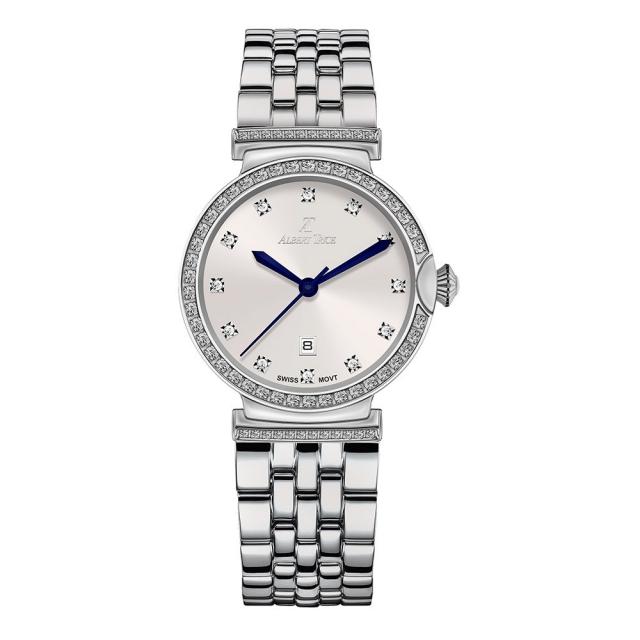 ساعت مچی زنانه اصل   برند آلبرت ترایس   مدل 20230-16