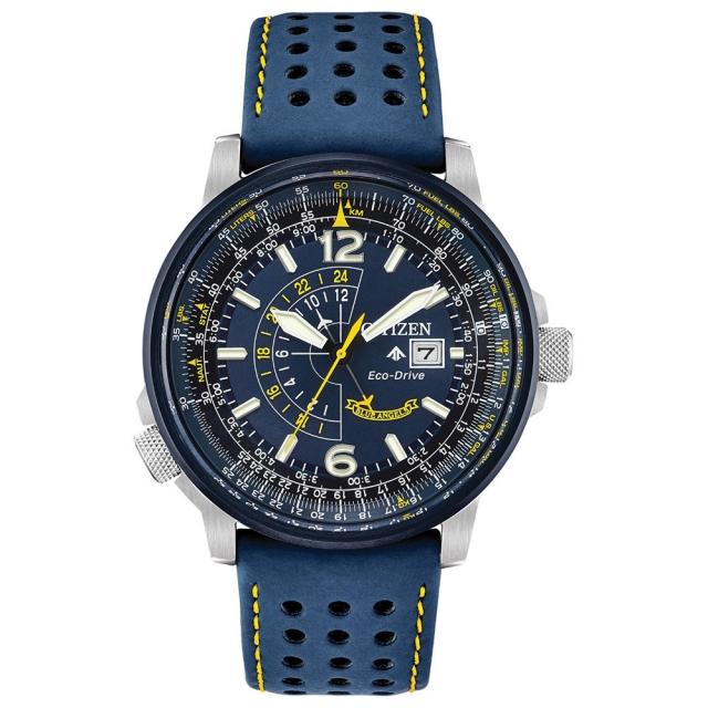 ساعت مچی مردانه اصل | برند سیتیزن | مدل BJ7007-02L