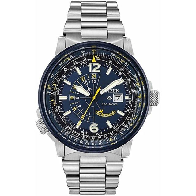 ساعت مچی مردانه اصل   برند سیتیزن   مدل BJ7006-56L