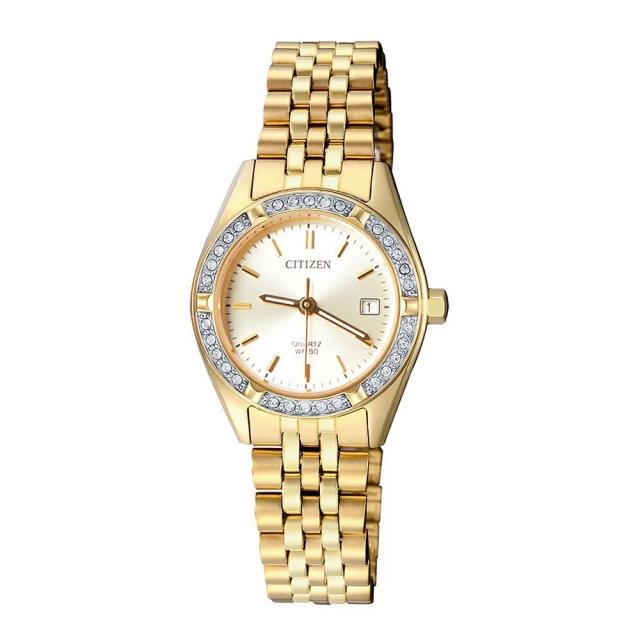 ساعت مچی زنانه اصل | برند سیتیزن | مدل EU6062-50P