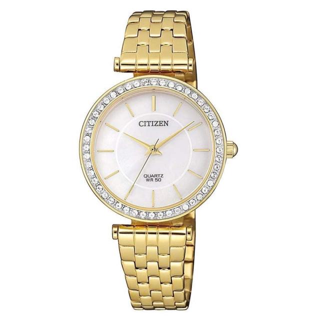 ساعت مچی زنانه اصل   برند سیتیزن   مدل ER0212-50D