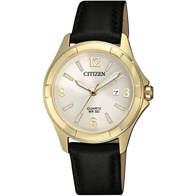 ساعت مچی زنانه اصل   برند سیتیزن   مدل EU6082-01A