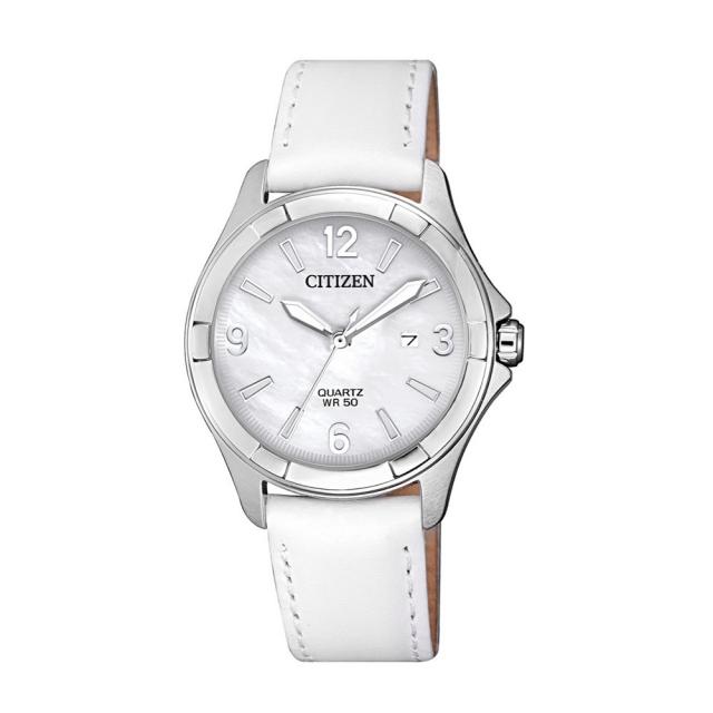 ساعت مچی زنانه اصل   برند سیتیزن   مدل EU6080-07D