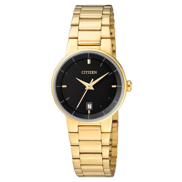 ساعت مچی زنانه اصل | برند سیتیزن | مدل EU6012-58E