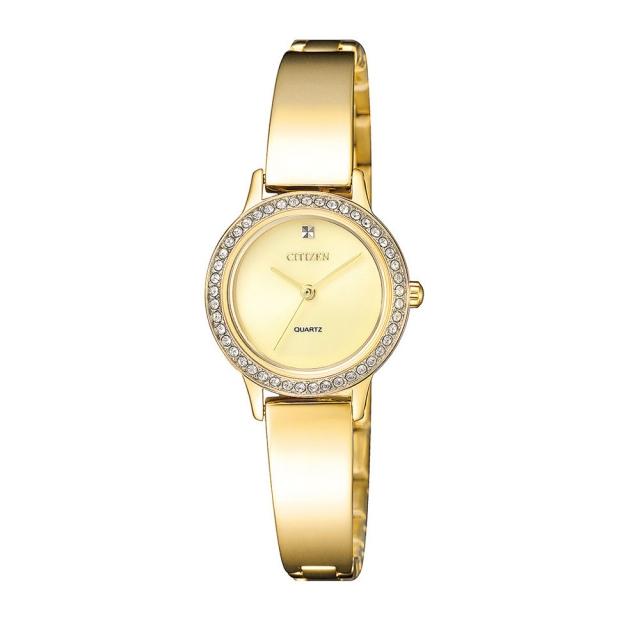ساعت مچی زنانه اصل | برند سیتیزن | مدل EJ6132-55P