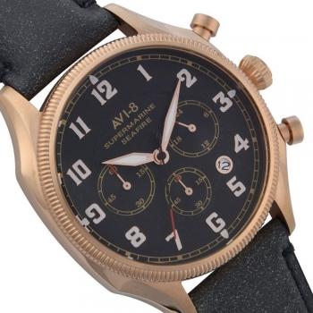 ساعت مچی عقربه ای مردانه AVI-8 مدل AV-4025-04