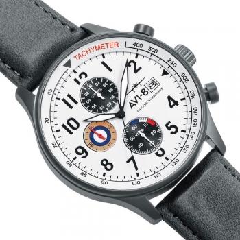 ساعت مچی عقربه ای مردانه AVI-8 مدل AV-4011-0B
