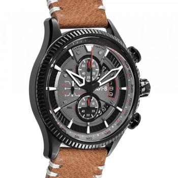ساعت مچی عقربه ای مردانه AVI-8 مدل AV-4064-03