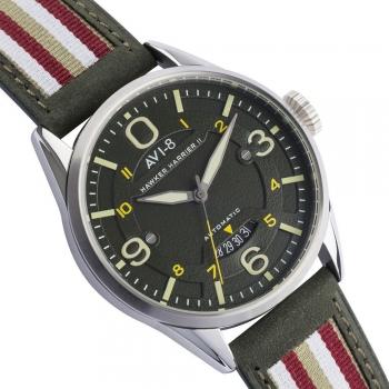ساعت مچی عقربه ای مردانه AVI-8 مدل AV-4040-02