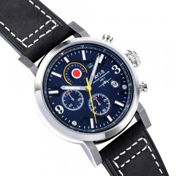 ساعت مچی عقربه ای مردانه AVI-8 مدل AV-4041-03