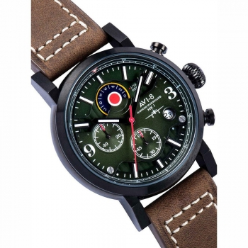 ساعت مچی عقربه ای مردانه AVI-8 مدل AV-4041-04