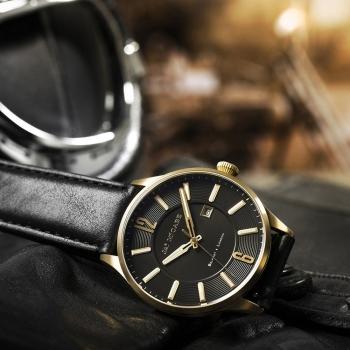 قیمت  ساعت مچی عقربه ای جیمز مک کیب مدل JM-1027-03