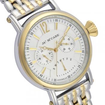 قیمت  ساعت مچی عقربه ای جیمز مک کیب مدل JM-1017-04